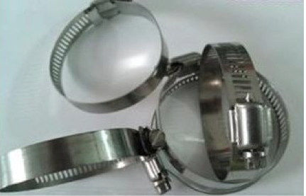 Compete Mn Steel hose Clamp