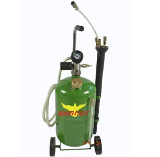 P-43024 Portable Pneumatic Oil Extractor (24L)