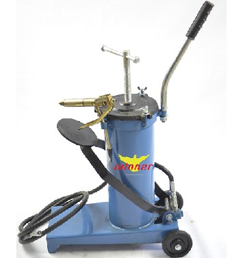 Z-35003 Pedal Injection Machine