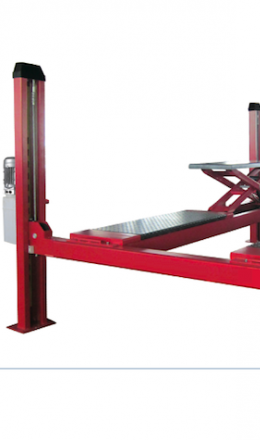 WINNER FS-40B four post scissor type lift