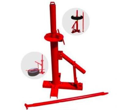 WINNER 0012 Portable Tire Changer