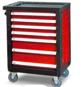 TBB402707    7-Drawer Roller Tool Cabinet