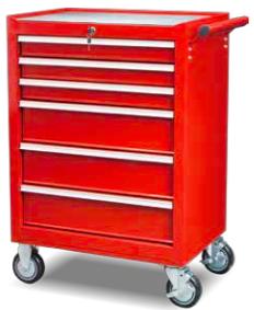 TBB202706   6-Drawer Roller Tool Cabinet