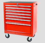 TBB212407   24inch  7-Drawer Roller  Tool Cabinet