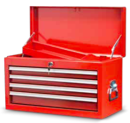 TBT202604     4-Drawer Top Tool Chest