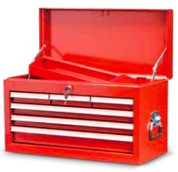 TBT202606   6-Drawer Top Tool Chest