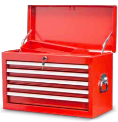 TBT202605   5-Drawer Top Tool Chest