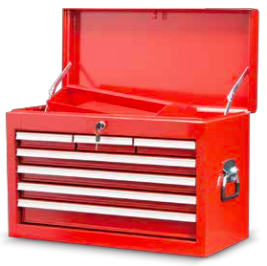 TBT202607   7-Drawer Top Tool Chest