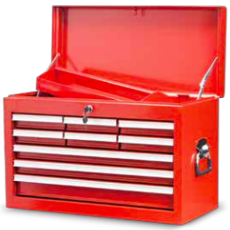TBT202609       9-Drawer Top Tool Chest