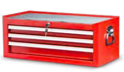TBA202603      3 Drawer Add-on Tool Chest