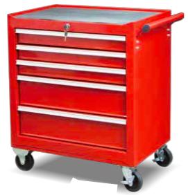 TBB202705S     5-Drawer Roller Tool Cabinet