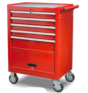 TBB202715       5-Drawer Roller Tool Cabinet with Door