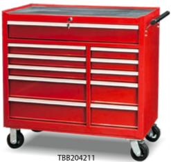 TBB204211            11-Drawer Roller Tool Cabinet