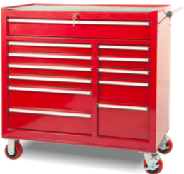 TBB204212            12-Drawer Roller Tool Cabinet