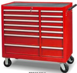 TBB204214          14-Drawer Roller Tool Cabinet