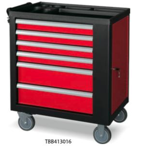 TBB413016         6-Drawer Roller  Tool Cabinet