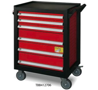 TBB412706      6-Drawer Roller Tool Cabinet