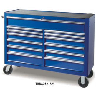 TBB805213M           13-Drawer Roller Tool Cabinet