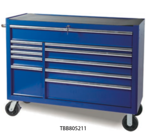 TBB805211           11-Drawer Roller Tool Cabinet