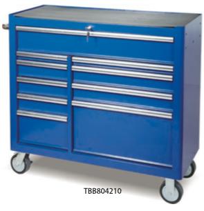 TBB804210        10-Drawer Roller Tool Cabinet
