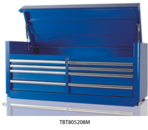TBT805208M        8-Drawer  Top Tool  Chest