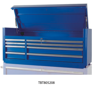 TBT805208        8-Drawer  Top Tool  Chest