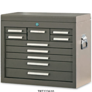 TBT222610       10-Drawer Top Tool Chest