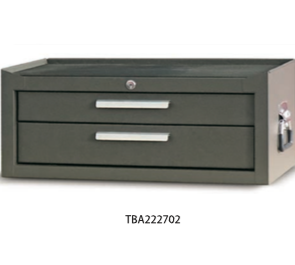 TBA222702        2-Drawer Add-on Tool Chest