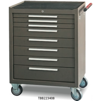 TBB223408     8-Drawer Roller Tool Cabinet