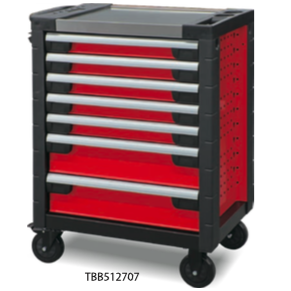 TBB512707     7-Drawer Roller Tool Cabinet