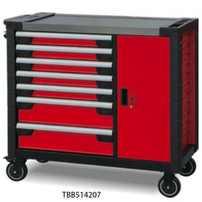 TBB514207     7-Drawer Roller Tool Cabinet