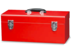 TBF017                17in. Flat Top Hand Carry Toolbox