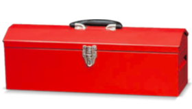 TBH019                19in.Hip Roof Hand Carry Toolbox