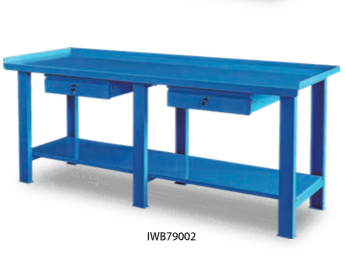 IWB79002            2.0 Meter 2-Drawer Workbench