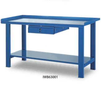 IWB63001            1.6 Meter 1-Drawer Workbench